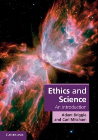 Cover Ethics and Science