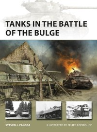 Cover Tanks in the Battle of the Bulge