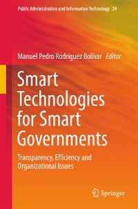 Cover Smart Technologies for Smart Governments