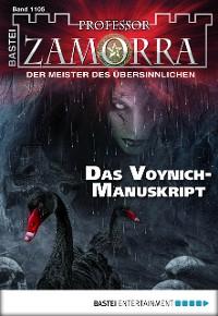 Cover Professor Zamorra - Folge 1105