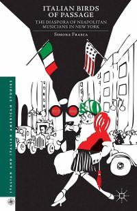 Cover Italian Birds of Passage