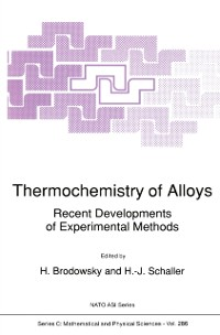 Cover Thermochemistry of Alloys