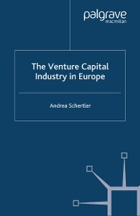 Cover The Venture Capital Industry in Europe