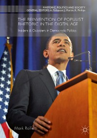 Cover The Reinvention of Populist Rhetoric in The Digital Age