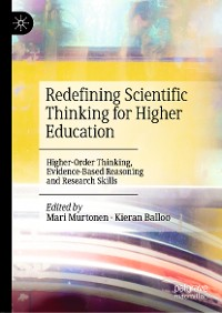 Cover Redefining Scientific Thinking for Higher Education