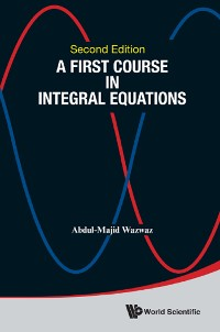 Cover First Course In Integral Equations, A (Second Edition)