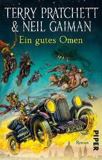 Cover Ein gutes Omen