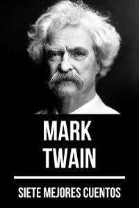 Cover 7 mejores cuentos de Mark Twain