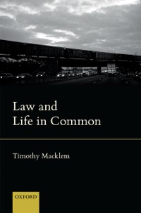 Cover Law and Life in Common