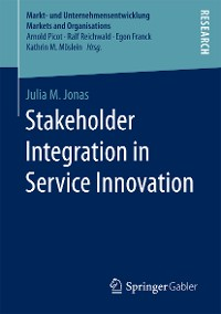 Cover Stakeholder Integration in Service Innovation