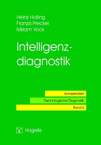 Cover Intelligenzdiagnostik
