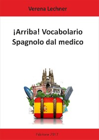 Cover ¡Arriba! Vocabolario