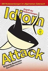 Cover Idiom Attack 2 - Doing Business (German Edition)