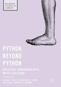 Cover Python beyond Python