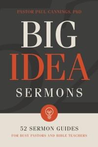 Cover Big Idea Sermons