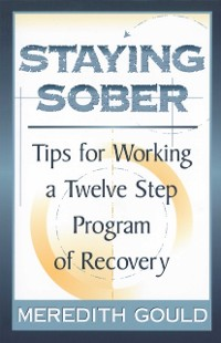 Cover Staying Sober
