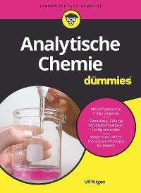 Cover Analytische Chemie für Dummies