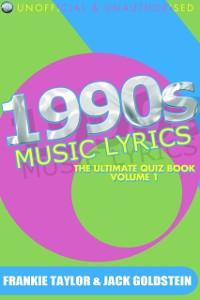 Cover 1990s Music Lyrics