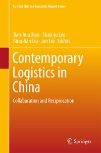 Cover Contemporary Logistics in China