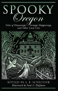 Cover Spooky Oregon