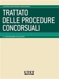 Cover Trattato delle procedure concorsuali vol. I