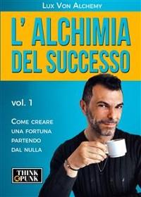 Cover L'alchimia del successo