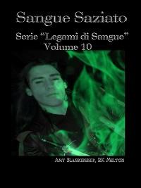 Cover Sangue Saziato
