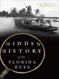 Cover Hidden History of the Florida Keys