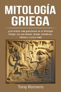 Cover Mitología Griega