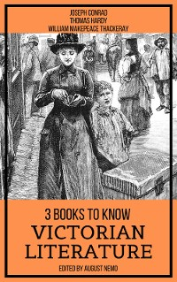 Cover 3 Books To Know Victorian Literature