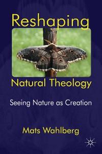 Cover Reshaping Natural Theology