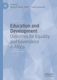 Cover Education and Development