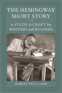 Cover The Hemingway Short Story