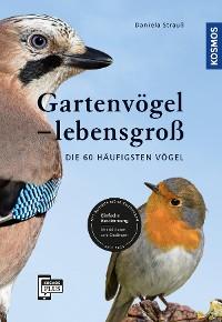 Cover Gartenvögel lebensgroß
