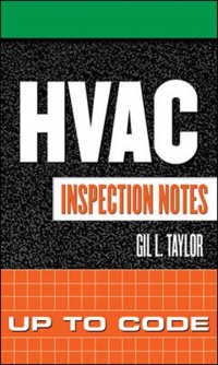 Cover HVAC Inspection Notes: Up to Code