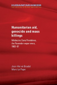 Cover Humanitarian aid, genocide and mass killings