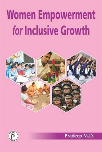 Cover Women Empowerment For Inclusive Growth