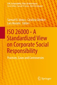 Cover ISO 26000 - A Standardized View on Corporate Social Responsibility
