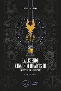 Cover La Légende Kingdom Hearts - Tome 3