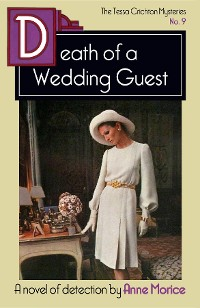 Cover Death of a Wedding Guest