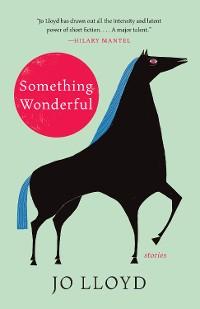 Cover Something Wonderful: Stories