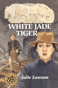 Cover White Jade Tiger