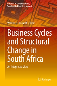 Cover Business Cycles and Structural Change in South Africa
