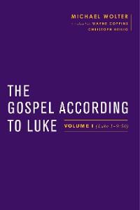 Cover The Gospel According to Luke