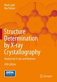 Cover Structure Determination by X-ray Crystallography