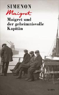 Cover Maigret und der geheimnisvolle Kapitän
