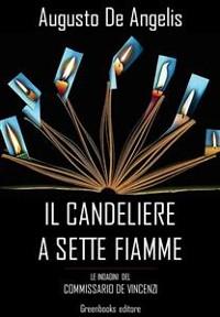 Cover Il Candeliere a sette fiamme