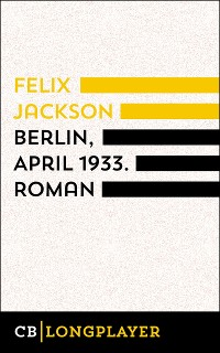 Cover Berlin, April 1933