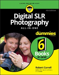 Cover Digital SLR Photography All-in-One For Dummies