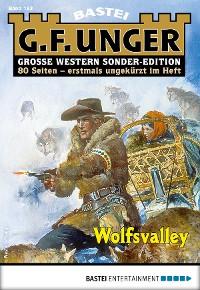 Cover G. F. Unger Sonder-Edition 163 - Western